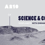 Science & Cocktails #1: Exoplanets with Emmanuël Jehin