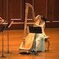 Trio met fluit, altviool en harp
