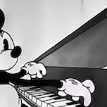 Mickey Mouse, The Jazz Fool