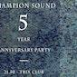 5 Years Champion Sound