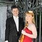 recital van Ekaterina Frolova, viool & Vesselin Stanev, piano