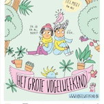 Nature for kids/kids for nature: tuinvogels herkennen en verwennen