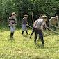 Beheerwerken Natuurpunt Zwevegem: maaibeheer Soutterain -  Braebos