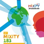 MIXITY 183 - pop-up expo, mini-cultureel centrum én virtual reality experience