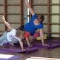 (Groot) ouder - kind yoga 25/02