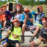 Paintballkamp Lasershooting