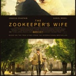 Broodje Film: 'The Zookeeper's Wife'