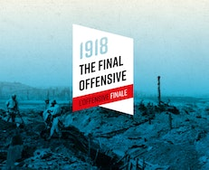 Freiluftausstellung: 1918 - The Final Offensive