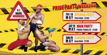 Pride Party Weekend