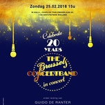 Celebrate 20 years 'The Brussels Concertband' in concert