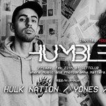 This Friday 23/02 ? Humble ? SETT CLUB