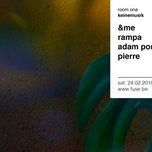 Fuse presents: &ME, Rampa, Adam Port — Initiate with Korridor