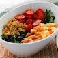 Wegwijs in de producten van de vegetarische keuken