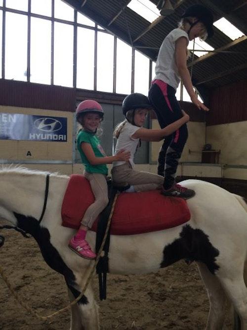Initiatie Paardrijden