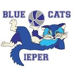17:00 Blue Cats Ploeg A - Willebroek - basketbalwedstrijd