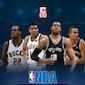 NBA: Milwaukee Bucks - San Antonio Spurs (NL versie)