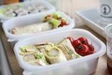 Snelle en gezonde lunchboxes