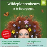 Wildeplantenbeurs in de Bourgoyen