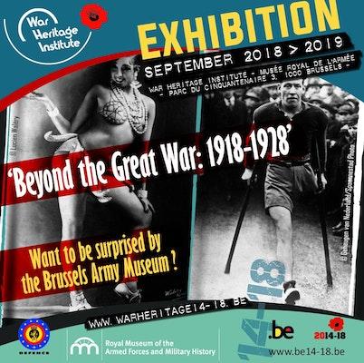 De Groote Oorlog voorbij: 1918 - 1928