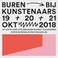 Buren bij Kunstenaars 2018: Margo Decroix