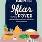 Kom mee de iftar maaltijd delen