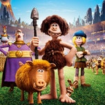 Ontbijtfilm: Early man