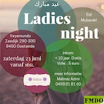 Ladies night van vereniging Bahar