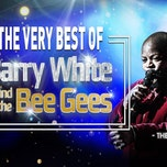 The very best of Barry White and the Bee Gees