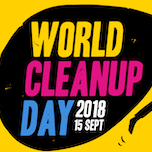 World Clean Up Day - Zwerfvuilopruimactie
