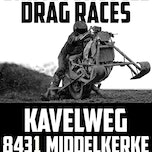 Unimotorcycle Dragracing