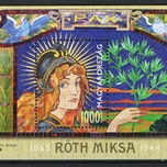 Exhibition of Miksa Róth - Colored sunlight