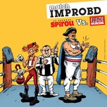 Stripfeest 2018 - STRIPS IMPRO match