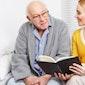 Wijs, maar niet uitgelezen: voorlezen aan ouderen