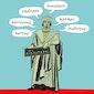 Het mooiste dialectwoord van Groot-Aalst - Konker, gralek, anzjevei, zjiemeleir, krejeis, kalisj ... Wat wordt het mooiste dialectwoord van Groot-Aalst?
