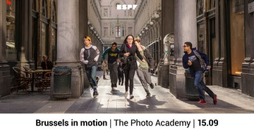 Brussel in motion: fototentoonstelling
