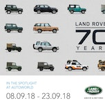 Land Rover - 70th Anniversary