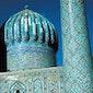 Reisimpressie: Gouden reis naar Samarkand.