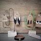 Upcycling: geef rubber en leer een nieuw leven
