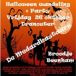 Halloweentocht Dranouter