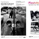 Charif Benhelima, Welcome to Belgium, Children in the city 1990 - 1995 // FLASH#BACK, generation Foyer 1969 - 2019