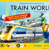 LEGO® beleving in TRAIN WORLD