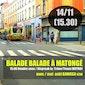 Gegidste wandeling Matongé-wijk