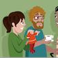 Ontmoetingsmoment voor alleenstaande ouders