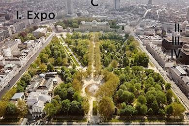 Designed Landscapes — Brussels 1775-2020
