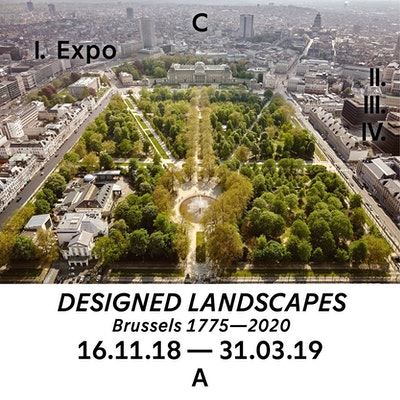 Designed Landscapes — Brussels 1775-2020