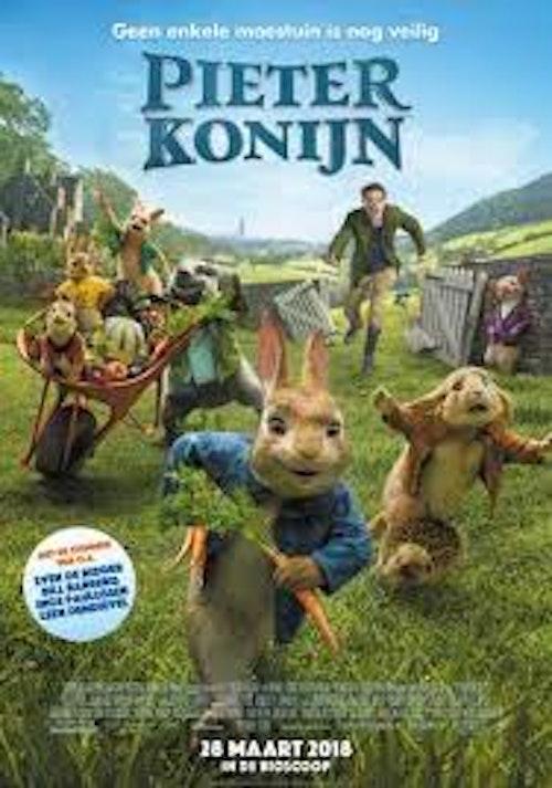 Kinderfilmnamiddag : Pieter Konijn
