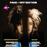 Club New Wave party #25 - Face/Off Edition