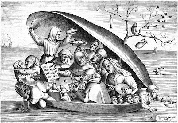 Prenten in de eeuw van Bruegel