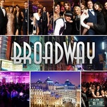 NYE Broadway Gala Dinner & International Party by Just A Night