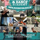 World Music & Dance Academy in Brussel - Ensembles (C2)